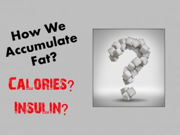 Why We Get Fat (Part 2)—Insulin…not Calories causes Fat Accumulation